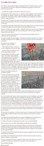 """Le texte de l'article tel qu'il apparaissait sur le blog """"plagieur"""", à comparer avec l'article original de votre serviteur..."""