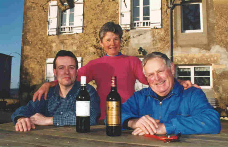 Famille Chaigne Bordeaux